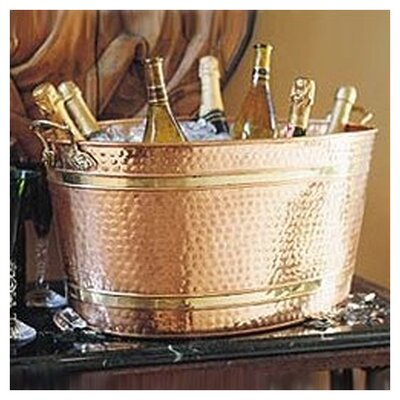 Oval Decor Party Tub