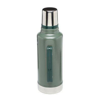 Aladdin 2 Quart Stainless Steel Thermos in Green