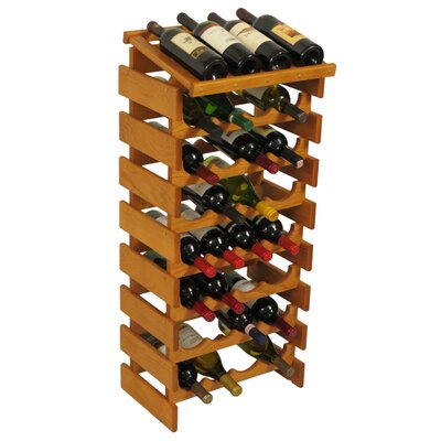 Dakota 32 Bottle Wine Rack
