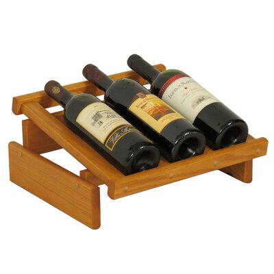 Dakota 3 Bottle Wine Rack