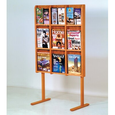 Wooden Mallet Optional Floor Stand