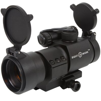 Red Dot Sight in Black