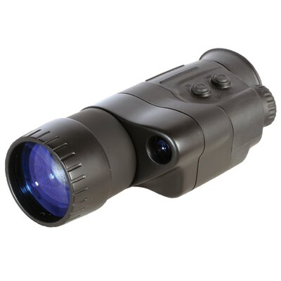 Eclipse 4x50 Night Vision Monocular in Black