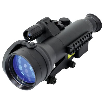 Night Raider 3x60 Night Vision Rifle Scope in Black