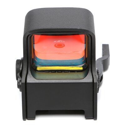 Sightmark Ultra Shot Reflex Sight with Digital Switch in Black