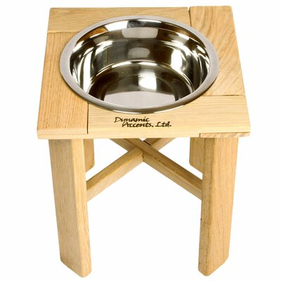 Dynamic Accents Legacy Outdoor Raised Feeder for Dogs