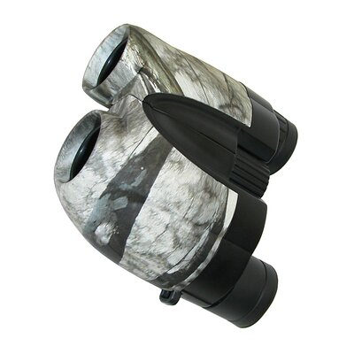 Carson Treestand 10x25mm Outlaw Binocular in Mossy Oak
