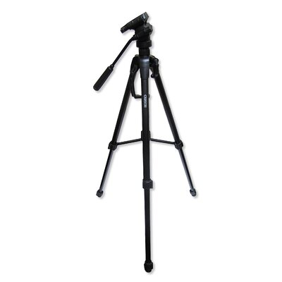 Carson Triforce Series 3 Way Pan Head Tripod