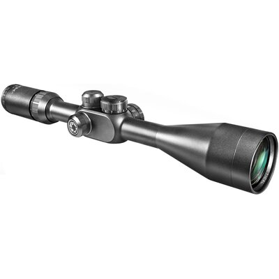 4-16x50 IR, Riflescope, Side Parallax, Black Matte, 1