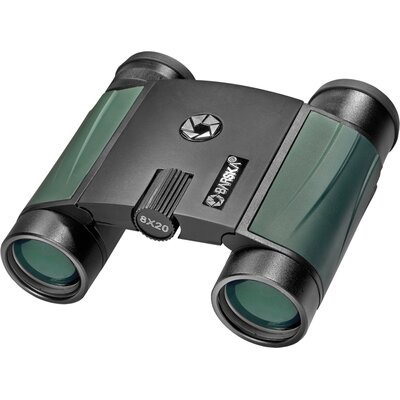 Barska 8x20 Naturescape Binoculars, Roof, Fully Multi-Coated