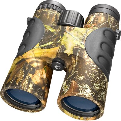 12x50 WP Atlantic Binoculars, Bak-4, Blue Lens, Mossy Oak Break-Up®