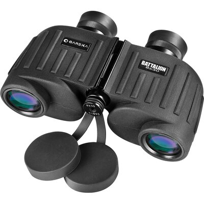 8x30 WP Battalion Binoculars, Bak-4, FMC, Close Focus