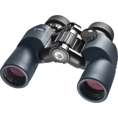 7x30WP Deep Sea, w/Internal Rangefinder & Compass, FMC, Blue Lens Binoculars