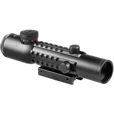 4x28 IR Mil-Dot Electro Sight