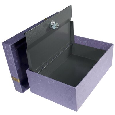 Barska Gift Box Safe with Key Lock