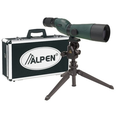 20-60x60 Waterproof Spotting Scope Kit
