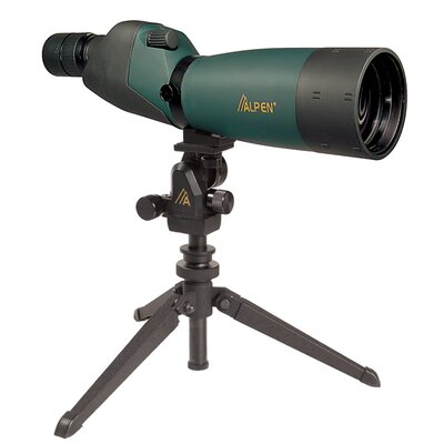 Alpen Outdoor 20-60x80 Waterproof Spotting Scope