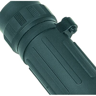 Alpen Outdoor 10x32 Green Rubber Covered Monocular