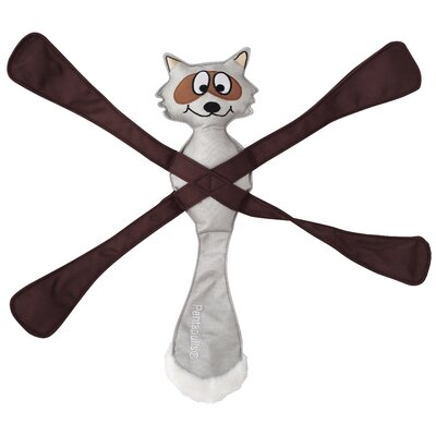 Doggles Pentapulls® Raccoon Dog Toy