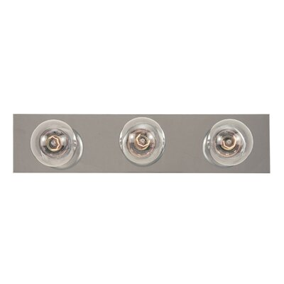 Wildon Home ® Functional 3 Light Vanity Light