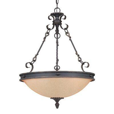 Wildon Home ® Bourges 5 Light Inverted Pendant