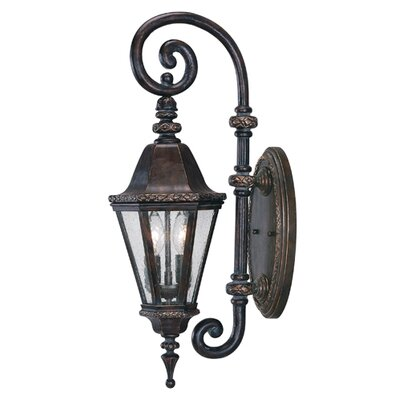 Savoy House Canterbury 2 Light Outdoor Wall Lantern