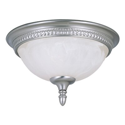 Savoy House Spirit 1 Light Flush Mount