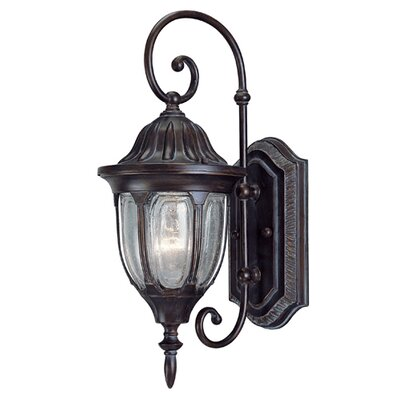 Savoy House Tudor 1 Light Outdoor Wall Lantern