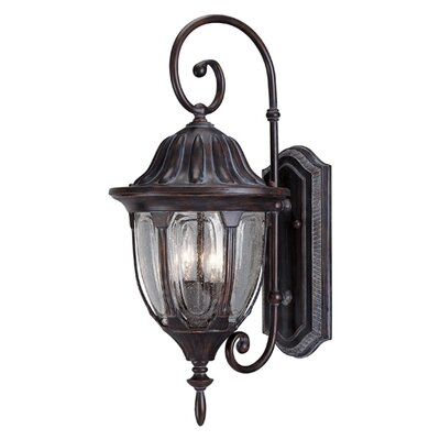 Savoy House Tudor 2 Light Outdoor Wall Lantern