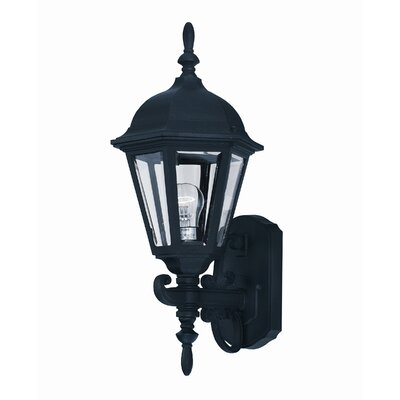 Savoy House 1 Light Outdoor Wall Lantern