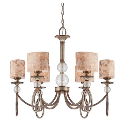 Acacia 6 Light Chandelier
