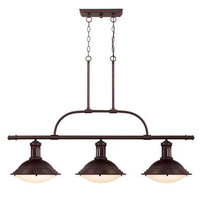 Savoy House Island Lighting 3 Light Pendant