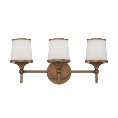 Savoy House Hagen 3 Light Bath Vanity Light