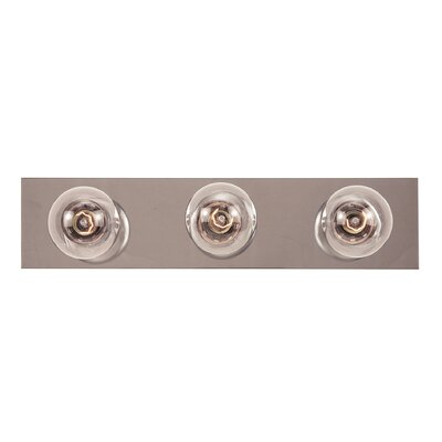 Savoy House Functional 3 Light Vanity Light