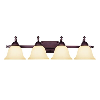 Savoy House Saville 4 Light Vanity Light