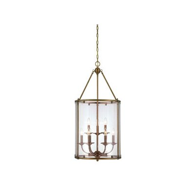 Foxcroft 9 Light Foyer Pendant