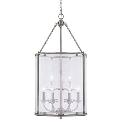 Savoy House Foxcroft 9 Light Foyer Pendant
