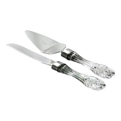 Waterford Wedding Cake Knife & Server Set