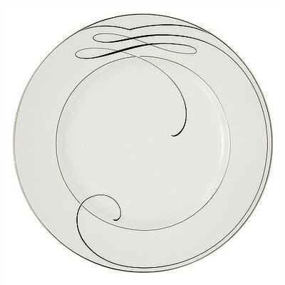 "Waterford Ballet Ribbon 10.75"" Dinner Plate"