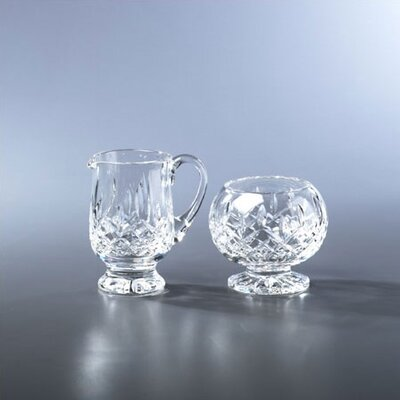 Waterford Lismore Sugar and Creamer Set