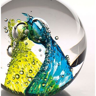 Waterford Cosmic Waters Paperweight