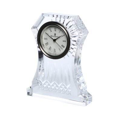 "Waterford Lismore 6.5"" Clock"