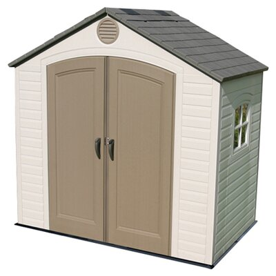 All lifetime wayfair for Cabane jardin pvc