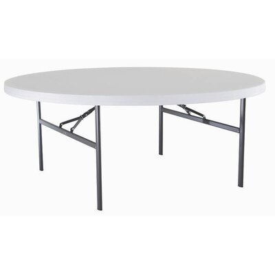 "Lifetime 72"" Round Folding Table"