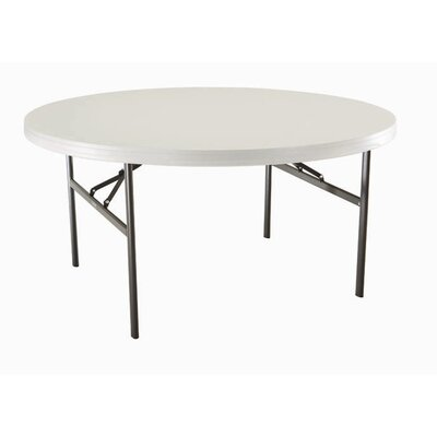 "Lifetime 60"" Round Folding Table"