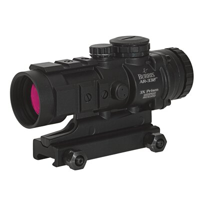 Burris Optics AR Tactical Sights and Mounts, AR-536 5X-36mm, Ballistic/CQ