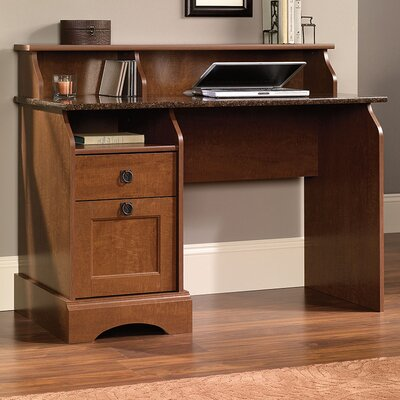 Sauder Graham Hill Computer Desk With Hutch Amp Reviews