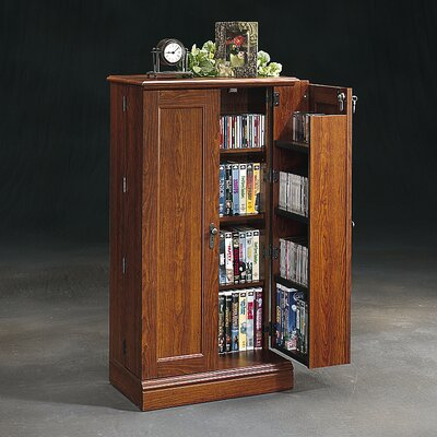 Sauder Camden County Audio/Video Multimedia Cabinet