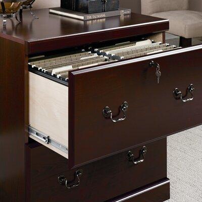 Sauder Heritage Hill 2-Drawer  File Cabinet