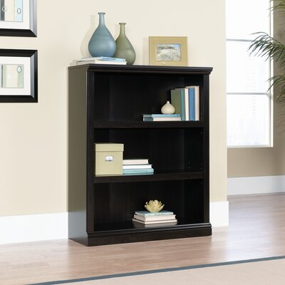 Sauder Storage Three Shelf Bookcase